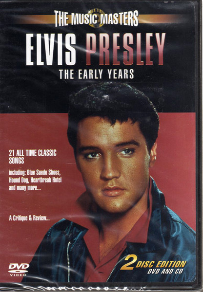 Thumbnail of Elvis Presley: The Early Years (The Music Masters)