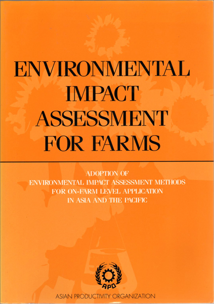 Thumbnail of Environmental Impact Assessment for Farms: Adoption of Environmental Impact Asse