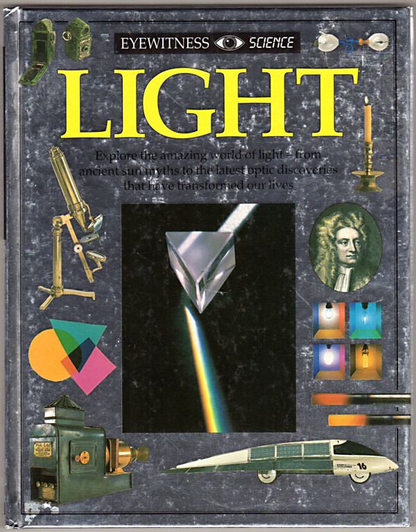 Image 0 of Light (Eyewitness Science, #2)
