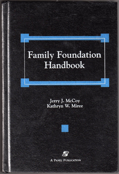 Thumbnail of Family Foundation Handbook