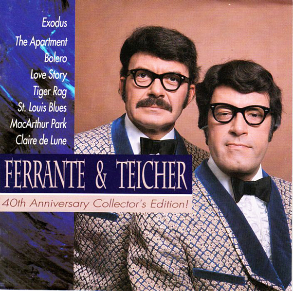 Thumbnail of Ferrante & Teicher, 40th Anniversary Collector's Edition