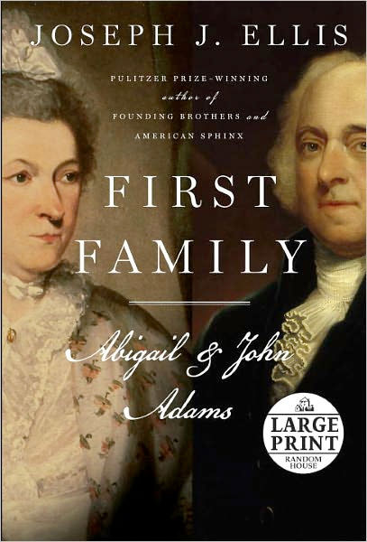Thumbnail of First Family: Abigail and John Adams (Random House Large Print)