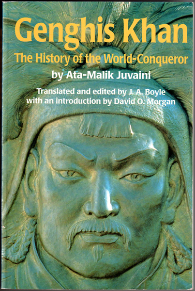 what drove the mongols to conquer most of the known world