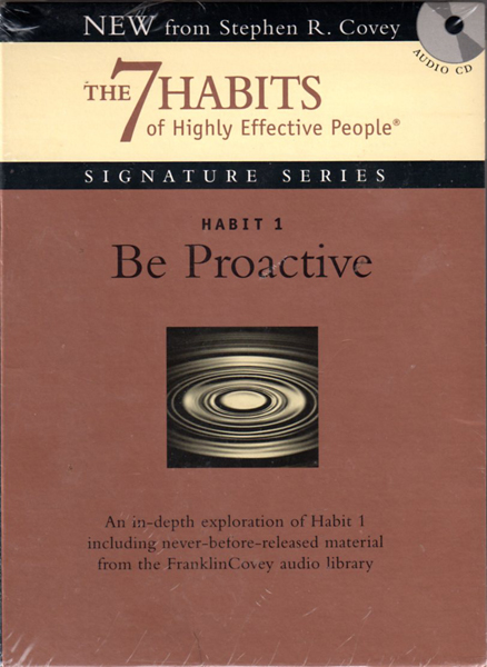Thumbnail of Habit 1 Be Proactive: The Habit of Choice (The 7 Habits)