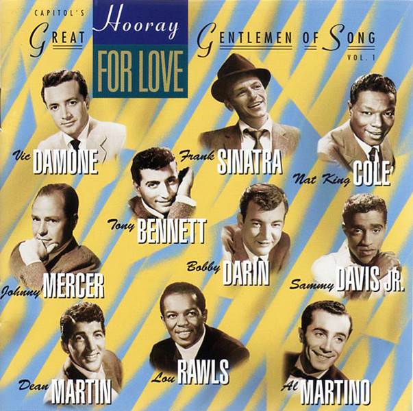 Thumbnail of Hooray for Love: Great Gentlemen of Song, Vol. 1