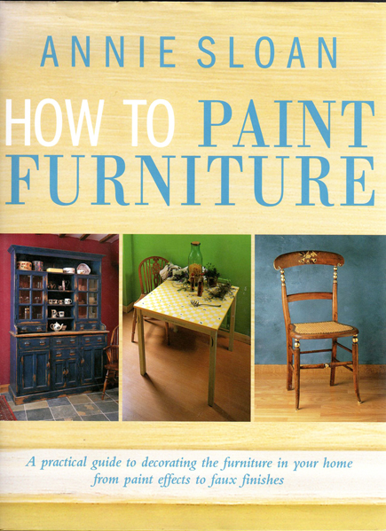 Thumbnail of How to Paint Furniture