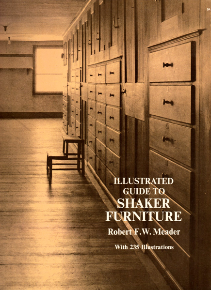 Thumbnail of Illustrated Guide to Shaker Furniture