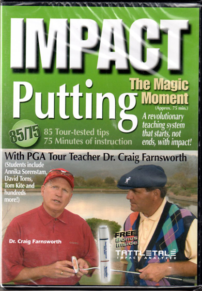 Thumbnail of Impact: The Magic Moment, Putting
