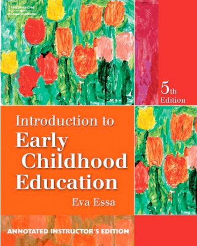 Thumbnail of Introduction to Early Childhood Education, Annotated Instructor's Edition