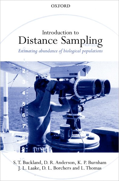 Thumbnail of Introduction to Distance Sampling: Estimating Abundance of Biological Population