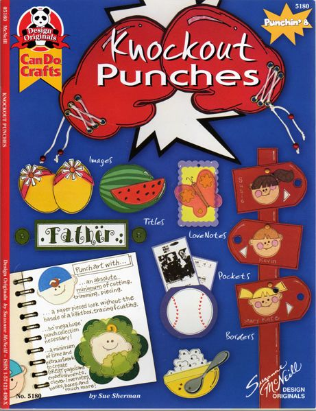 Thumbnail of Knockout Punches (Design Originals can do crafts)