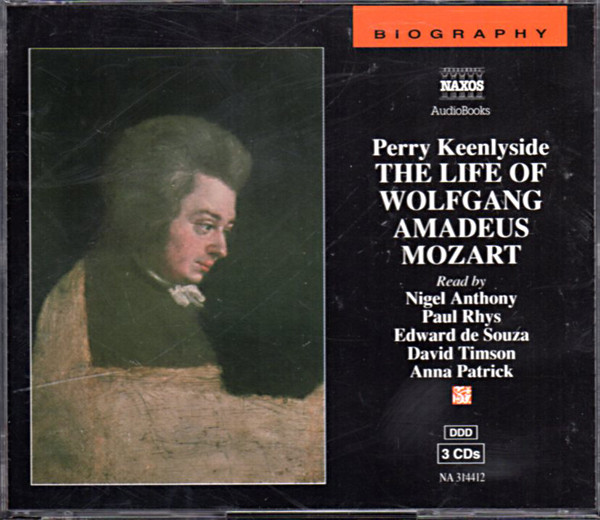 wolfgang amadeus mozart essays on his life and his music
