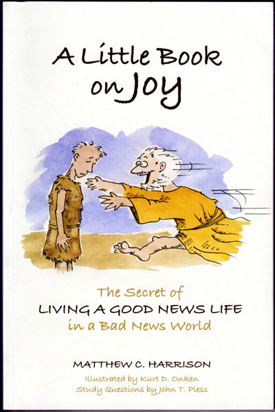Thumbnail of A Little Book of Joy: The Secret of Living a Good News Life in a Bad News World