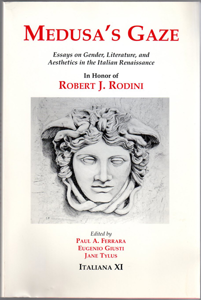 Thumbnail of Medusa's Gaze: Essays on Gender, Literature, and Aesthetics in the Italian Renai