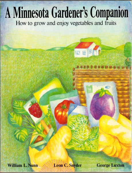 Thumbnail of A Minnesota Gardener's Companion: How to grow and enjoy vegetables and fruit