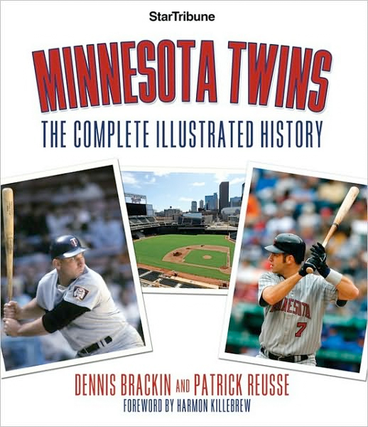 Thumbnail of Minnesota Twins: The Complete Illustrated History