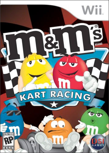 Thumbnail of M&Ms Kart Racing