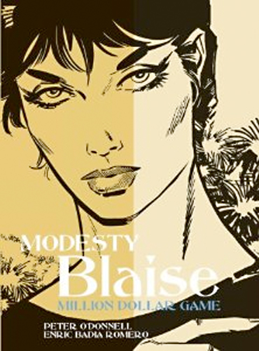 Thumbnail of Modesty Blaise: Million Dollar Game