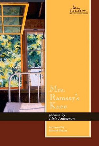 Thumbnail of Mrs. Ramsay's Knee: Poems (May Swenson Poetry Award Series) (English and English