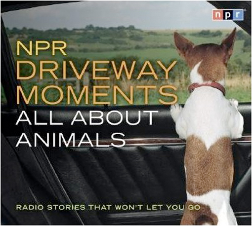 Thumbnail of NPR Driveway Moments All about Animals: Radio Stories That Won't Let You Go