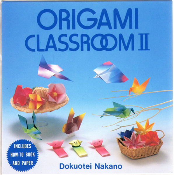 Thumbnail of Origami Classroom II: Boxed set