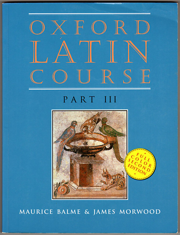 Image 0 of Oxford Latin Course: Part III, Second Edition