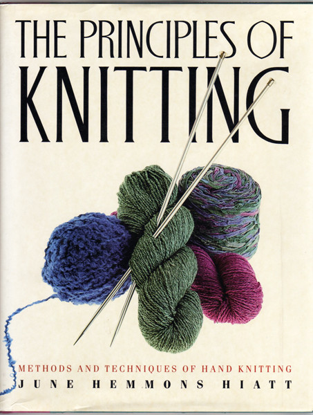 Hand Knitting Techniques : The principles of knitting methods and techniques hand