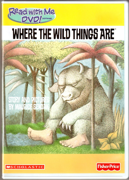 where the wild things are reading Where the wild things are is the first book of a trilogy that includes in the night kitchen, a dream fantasy  allowing students to read the narration and act.