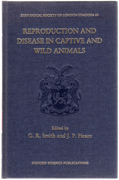 Thumbnail of Reproduction and Disease in Captive and Wild Animals