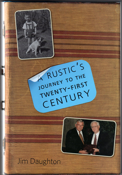 Thumbnail of A Rustic's Journey to the Twenty-first Century