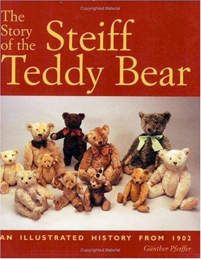 Thumbnail of The Story of the Steiff Teddy Bear: An Illustrated History from 1902