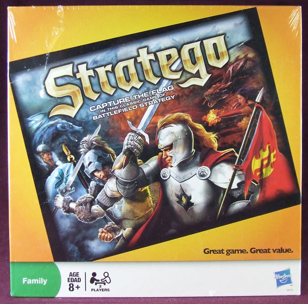 Thumbnail of Stratego: Ice vs. Fire edition