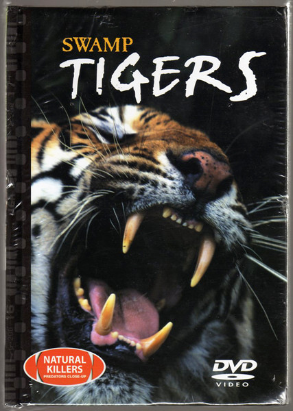 Thumbnail of Natural Killers: Swamp Tigers (Predators Close-Up Series) [DVD Video and Book]