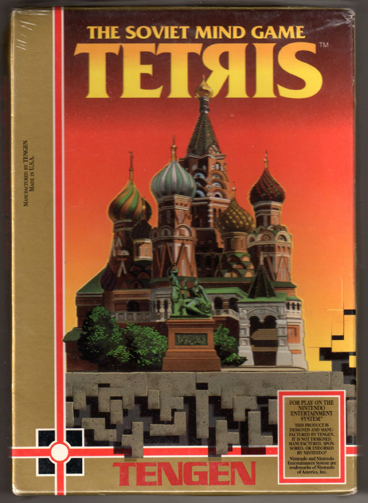 Thumbnail of Tetris the Soviet Mind Game