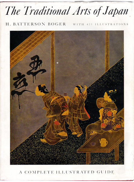 Thumbnail of Traditional Arts of Japan: A Complete Illustrated Guide