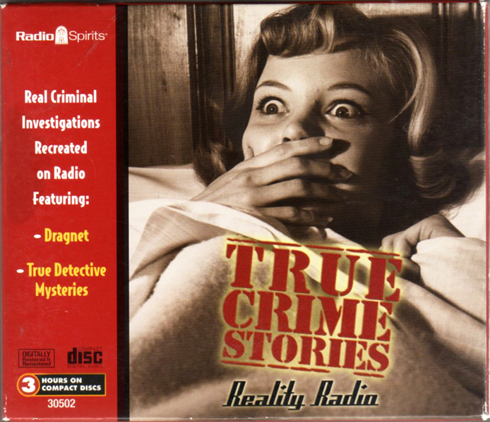 Thumbnail of Reality Radio: True Crime Stories
