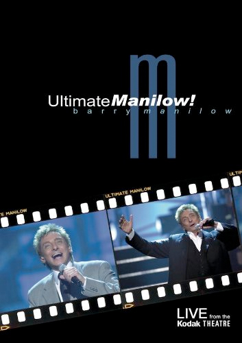 Thumbnail of Barry Manilow- Ultimate Manilow!: Live from the Kodak Theatre