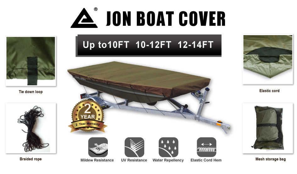 blueline heavy duty boat cover instructions