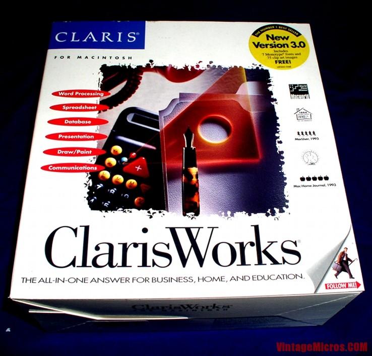 claris works