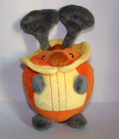 Pokemon-Plush-Doll-Soft-Toy-401-KRICKETOT-Pokedoll