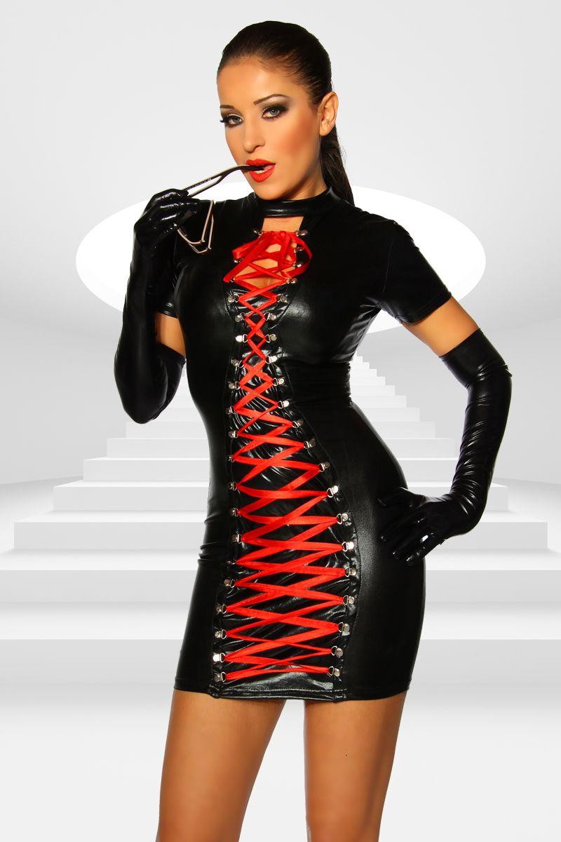 Резиновые платья