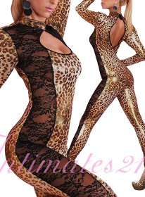 Kitty Leopard Costumes