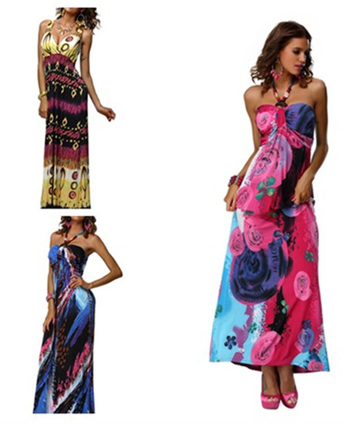 Sexy-Floral-Print-Halterneck-Boho-Maxi-Summer-Sun-Long-Dress-x4184