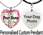 Personlised Custom Pendant