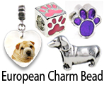European Charm Beads For Bracelet Necklace