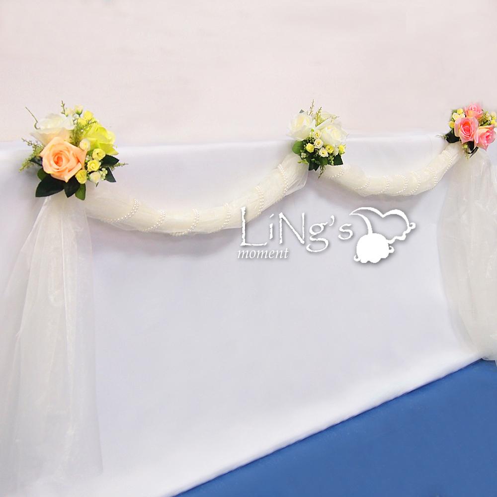 Fabric wedding