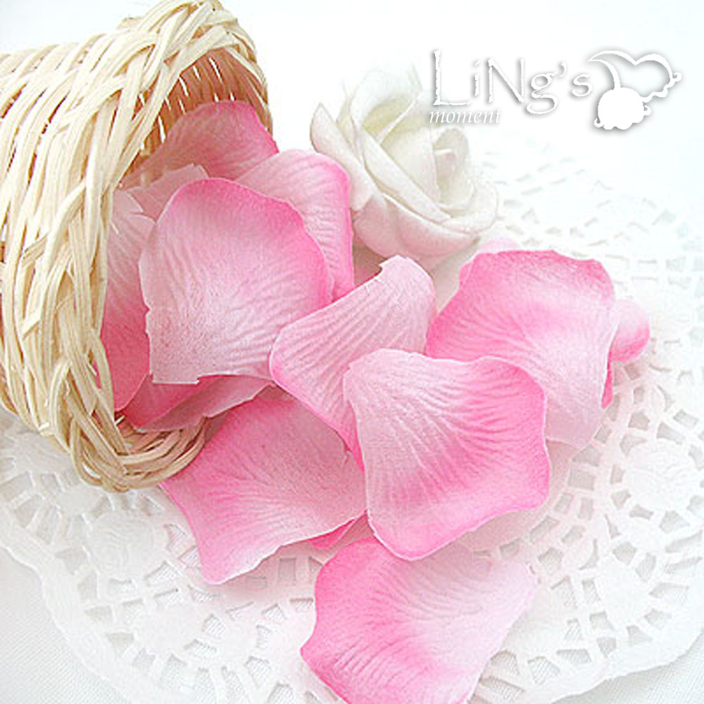 5000pcs-Pink-Rose-Flower-Petal-Wedding-Party-Decoration