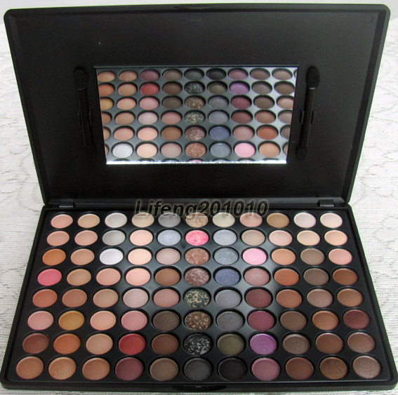 Bridal Eye Makeup Palette : Pro 88 Neutral Warm Color Eyeshadow Eye Shadow Palette eBay