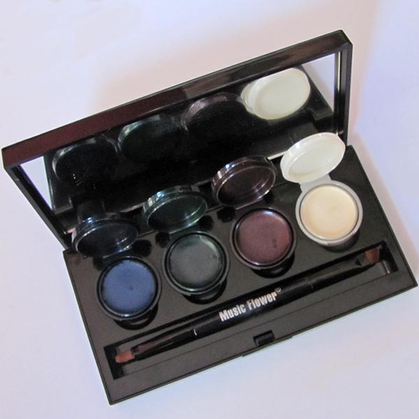 Eyeliner Gel Eyeshadow Cream