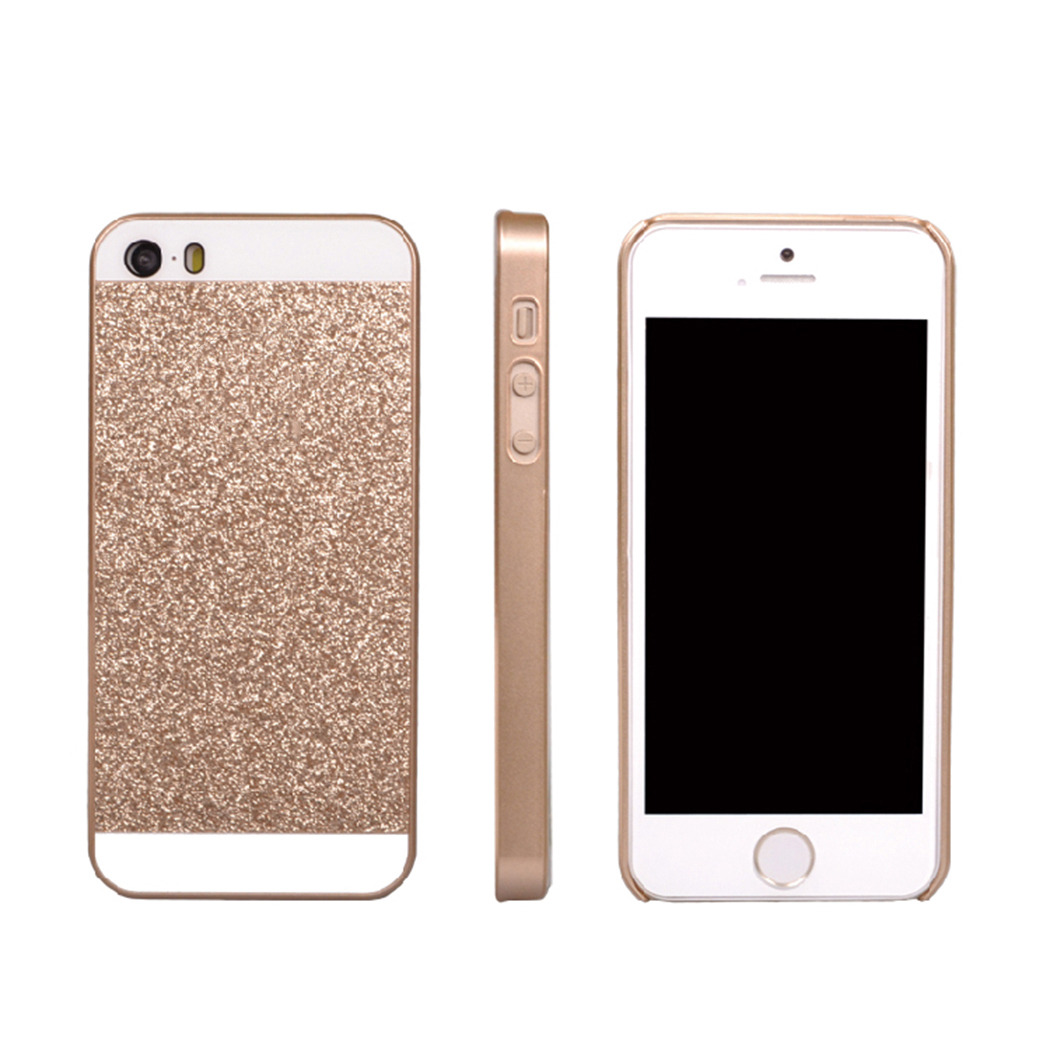 Housse tui coque pour iphone 5 5s 6 6plus brillant cover for Etui housse iphone 5